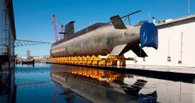 World Submarine & MRO Market to Register 4.36% CAGR through 2027, Expects SDI in Its In-Demand Topical Report Available at MarketPublishers.com