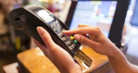 Adoption of Wireless POS Terminals Is on the Rise